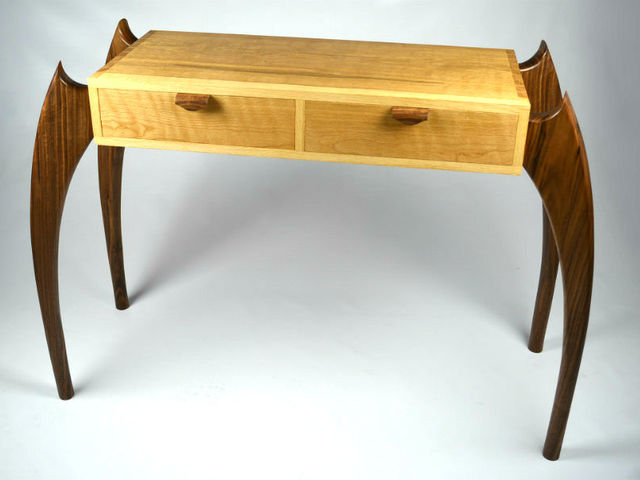 SPIDER CONSOLE TABLE by Kevin Brown - Fine Furniture, Custom Made Furniture