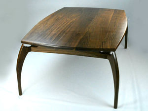 TURTLE DINING TABLE by Kevin Brown - Custom Made Furniture, Fine Furnitre
