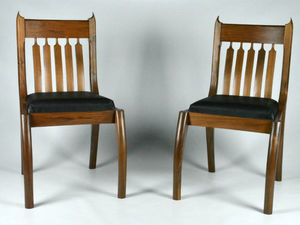 GOTHIC DINING CHAIRS by Kevin Brown - Custom Made Furniture, Fine Furniture