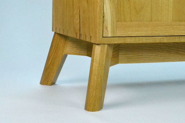 INTERSECTION CABINET by Kevin Brown - Custom Made Furniture, Fine Furniture