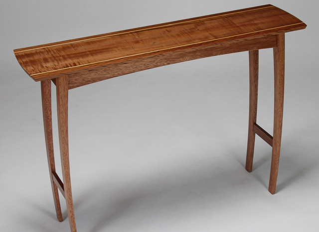 Grose River Hall Table by Darren Oates - Hall Table, Side Table, Occasional Table