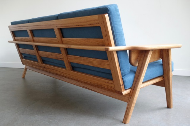 Couch by Andrew Gibbs - Armchairs, Couch, Sofa, Lounge, Upholstery, Custom Design, Custom Make