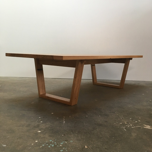 Coffee Table by Andrew Gibbs - Table, Coffee Table, Messmate, Recycled, Reclaimed