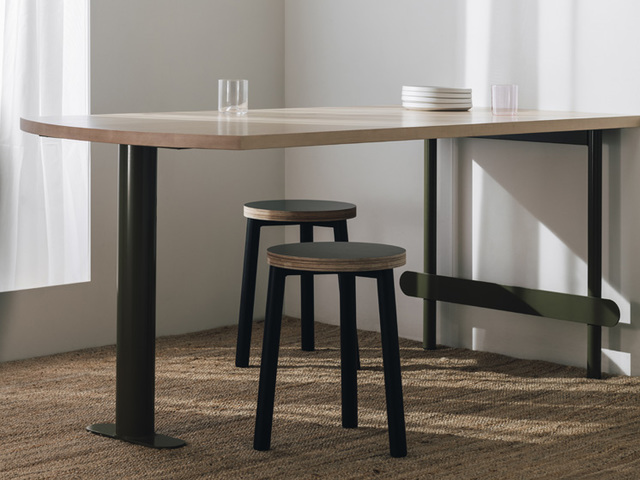 Paddle Dining Table by Idle Hands Design - Dining, Tables, Table, Apartment