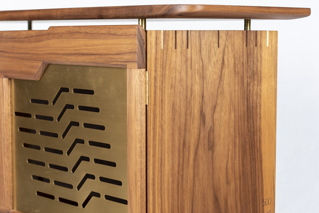 Liquor Cabinet by 500 Workshop - Drink Cabinet, Sideboard, Mirror
