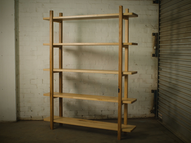 Stowaway Shelves by James May - Shelving, Recycled, Native Timber, Book, Shelf, Storage, Display