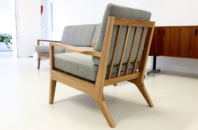 Eno Armchair by Fort Kingsley - Chair, Armchair, Loungesweet, Livingroom, Tvchair, Midcentury, Loungeroom