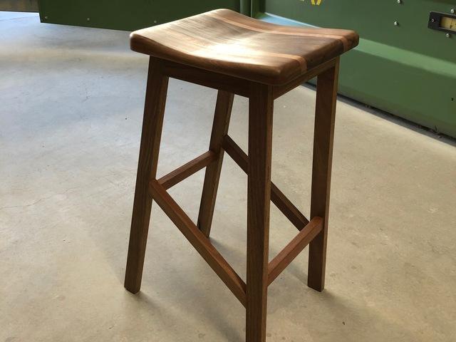 Stool by Anthony Webb - Kitchen Stools, Bar Stools, Cafe Stools, Custom Made