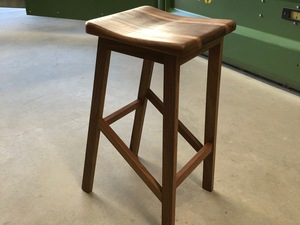 Stool by Anthony Webb - Kitchen Stools, Bar Stools, Cafe Stools, Custom Made