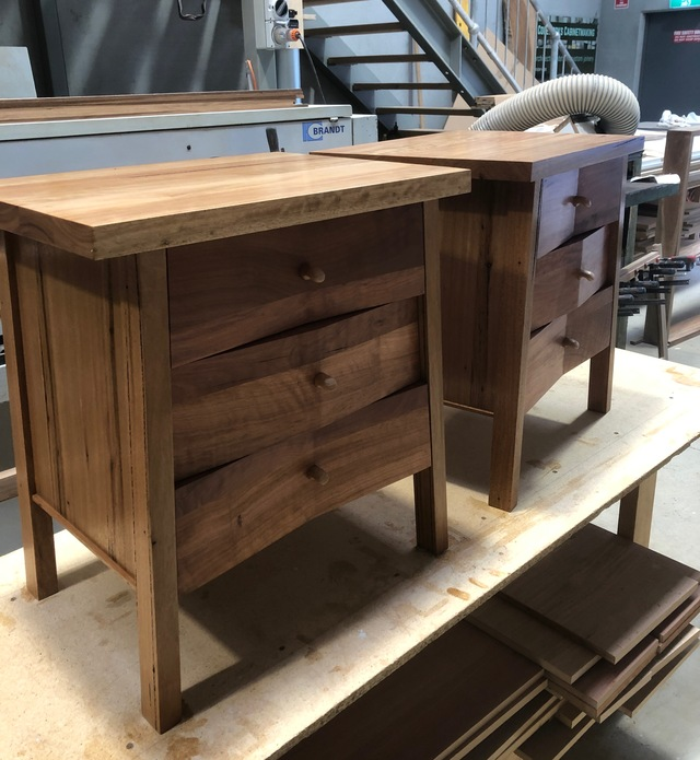 Bedside Tables by Anthony Webb - Bedside Tables, Night Stands, Custom Furniture