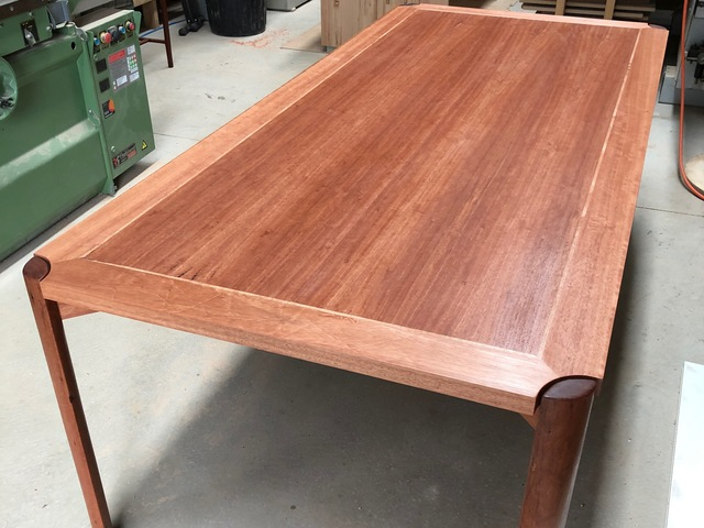 8 seater Dining Table by Anthony Webb - Dining Table, Boardroom Table, Custom Made