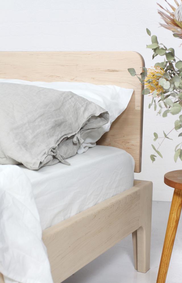 Lennox Bed by STUDIO ELLIOT - Custom Furniture, Hand Made, Custom Made