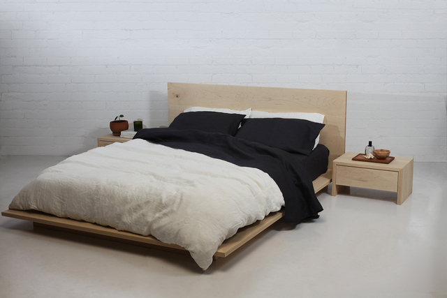 Riley Bed by STUDIO ELLIOT - Custom Furniture, Hand Made, Custom Made