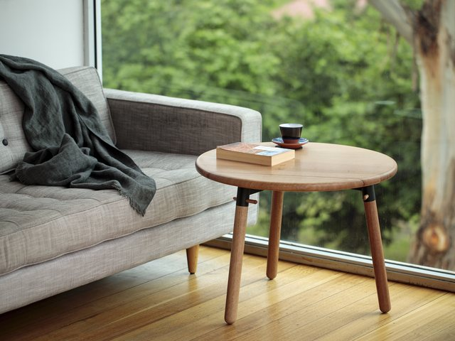 Peggy coffee table by Guy Paramore - Table, Coffee Table, Timber, Modern
