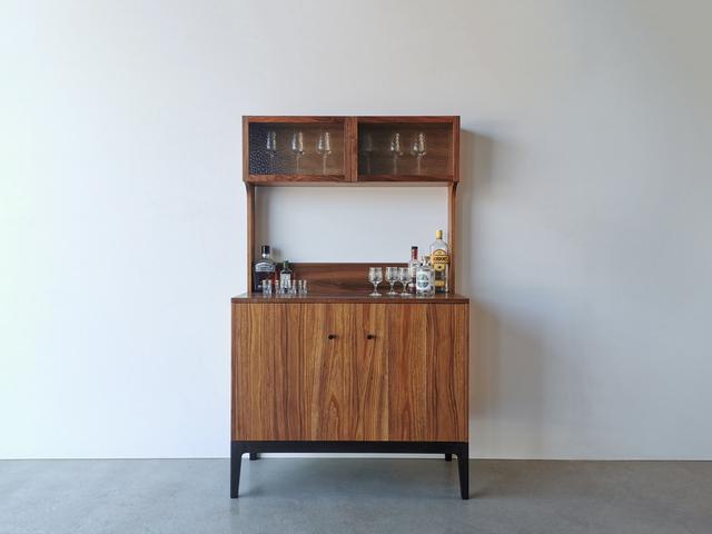 Jarvis Drinks Cabinet by Nathan Day Design - Drinkscabinet, Bar, Blackwood, Cabinet