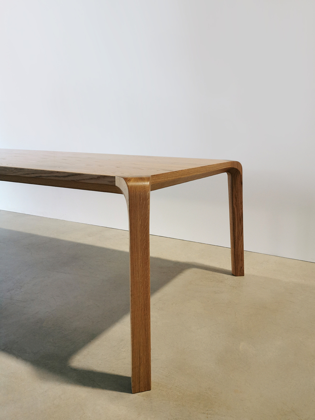 Araluen Dining Table by Nathan Day Design - Large Table, Boardroom Table, Oak Table