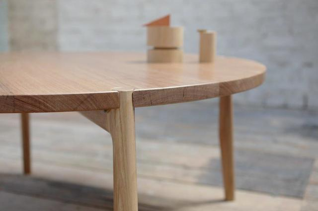 Recycled Messmate coffee table by The Brae Furniture Workshop - Coffeetable, Messmate, Recycled
