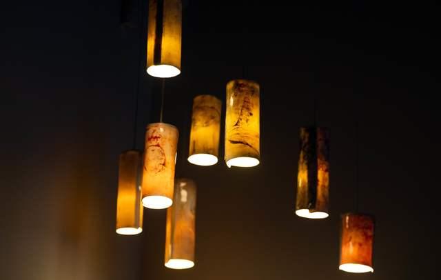 Porcelain Pendant  by Sarah Tracton - Handmade Lighting, Porcelain, Melbourne Made, Australian Design