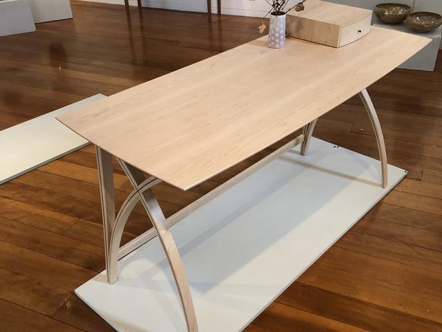 Scolio'sis' desk by Steven Giannuzzi  - Desk, Office Desk, Home Office