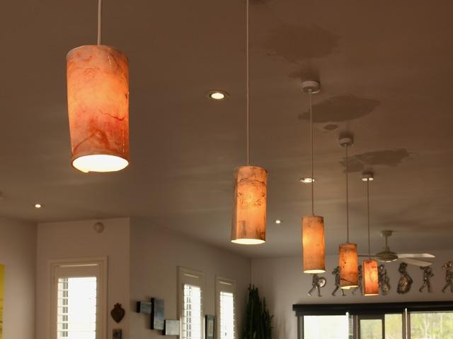 Abbotsford House  by Sarah Tracton - Porcelain, Australian, Handmade Lighting, Australian Ceramics, Home Styling, Sarah Tracton