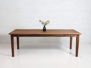 Marloe Table by STUDIO ELLIOT - Custom Furniture, Hand Made, Dining Table