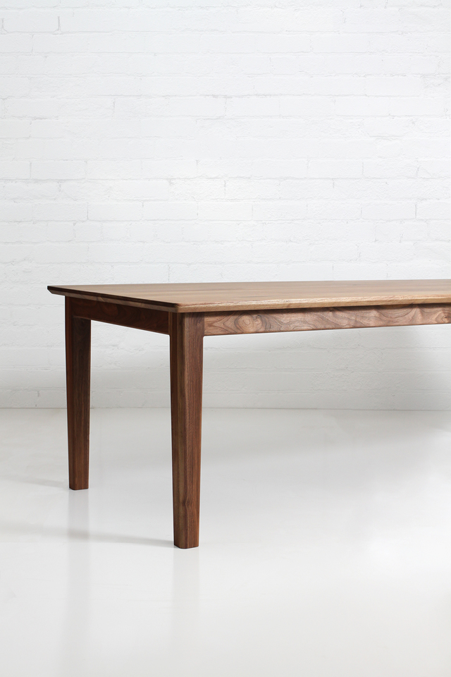 Marloe Table by STUDIO ELLIOT - Custom Furniture, Hand Made, Dining Table