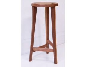 Ikebana Stools by Martin Jones - Stools, Bar Stool, Cafe Stool, High Stool, Japanese, Tasmanian Blackwood
