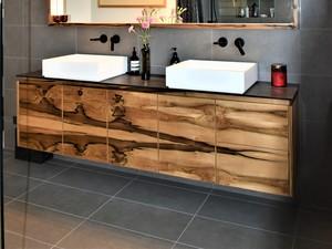 Davis Vanity by Craig Howard & Son - Vanity, Bathroom, Bathroom Vanity, Handmade Vanity, Vanity Design, Custom Vanity