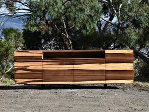 Murdoch Credenza by Craig Howard & Son - Sideboard, Credenza, Storage, Shelfs, Drawers, Custom Sideboard, Handmade Sideboard