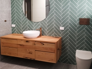 Timber Vanities  by James May - Timber Vanity, Vanities, Bathroom Vanity, Vanitie, Bathroom Basin, Renovation Bathroom