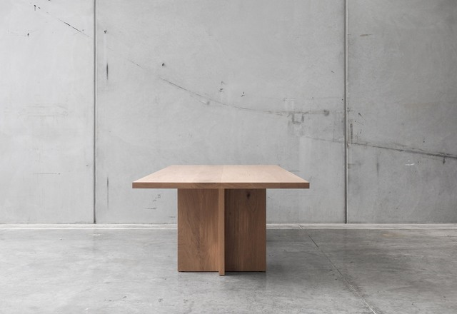 The Plus Side Table  by CHRISTOPHER BLANK - Diningtable, Diningroom