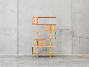 Slippity Slide  by CHRISTOPHER BLANK - Shelving, Strorage, Bookcase