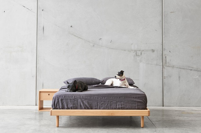Sophie Bed  by CHRISTOPHER BLANK - Bed, Bedroom