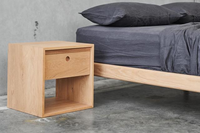 Sophie By My Side - Bedside  by CHRISTOPHER BLANK - Bedsidetable, Bedside, Bedroom