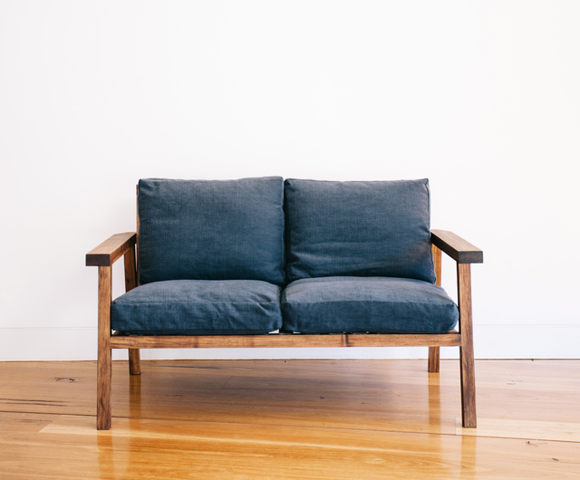 Archi Chair by Jeremy Lee - Handmade, Blackwood, Sustainable, Design, Furniture, Forest To Floor