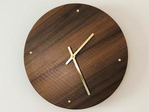 Wall Clock by Christopher Neal - Clock, Wallclock, Timberclock, Woodenclock, Bespokeclock