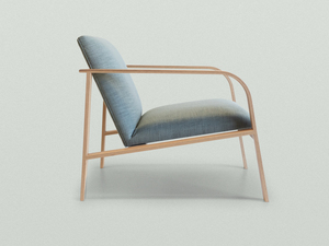 Lea Arm Chair  by Dane Sherwood - Arm Chair