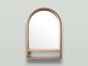 Arco Mirror  by Dane Sherwood - Mirror, Arch