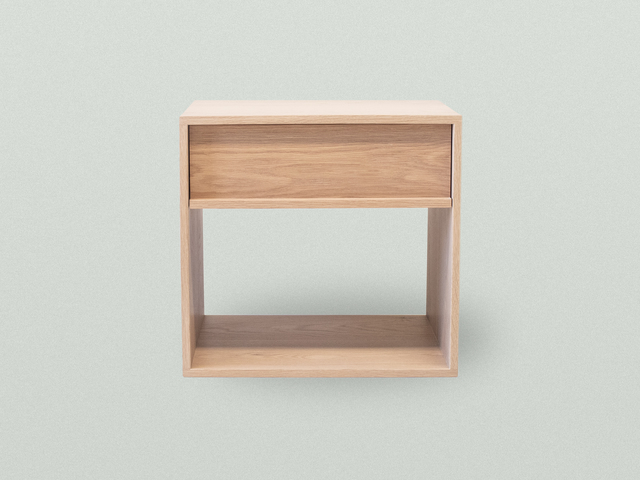001 Side Table by Dane Sherwood - Side Table, Night Stand