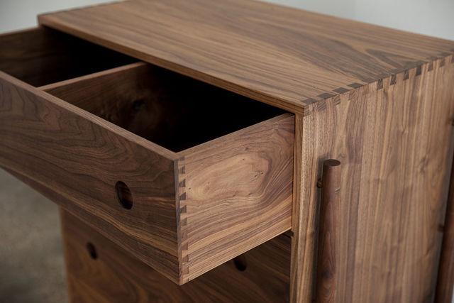Ruka Dresser by Jeremy Lee - Dresser, Storage, Draws, Cabinet, Bedroom, Walnut, Jdlee