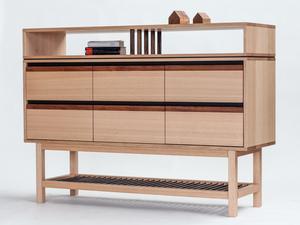 Promontory Dresser by GLENCROSS FURNITURE - Promontory, Dresser, Drawers, Sideboard, Chest Of Drawers, Tasmanian Oak, Blackwood, Storage, Bedroom