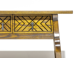 Spanish Revival Entrance Table by GLENCROSS FURNITURE - Spanish Revival, Antique, Reproduction, Fine Furniture, Bespoke Furniture, Handcrafted, Traditional Joinery, Custom Design, Melbourne