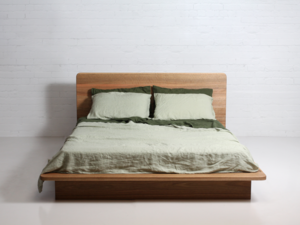 WYATT BED by STUDIO ELLIOT - Handmade, Custom Made, Custom Furniture