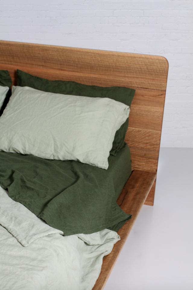 WYATT BED by STUDIO ELLIOT - Handmade, Custom Made, Custom Furniture