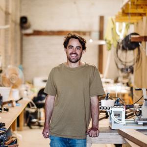 Alastair De Fegely, Custom Woodworker & Furniture Maker in Brunswick from Brunswick, VIC