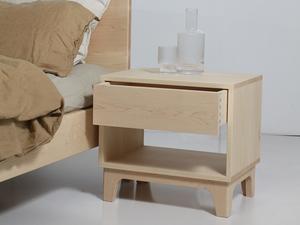 LENNOX BEDSIDE by STUDIO ELLIOT - Custom Furniture, Bedside Table, Bespoke, Handmade, Custom Made
