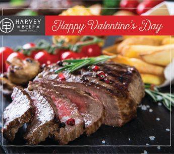 Porterhouse Steak Valentine's Day Recipe