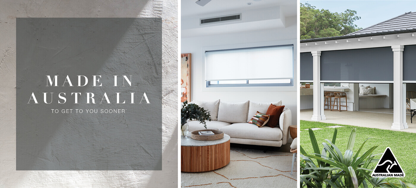 Luxaflex - Proudly Australian Made Blinds, Shutters and Awnings