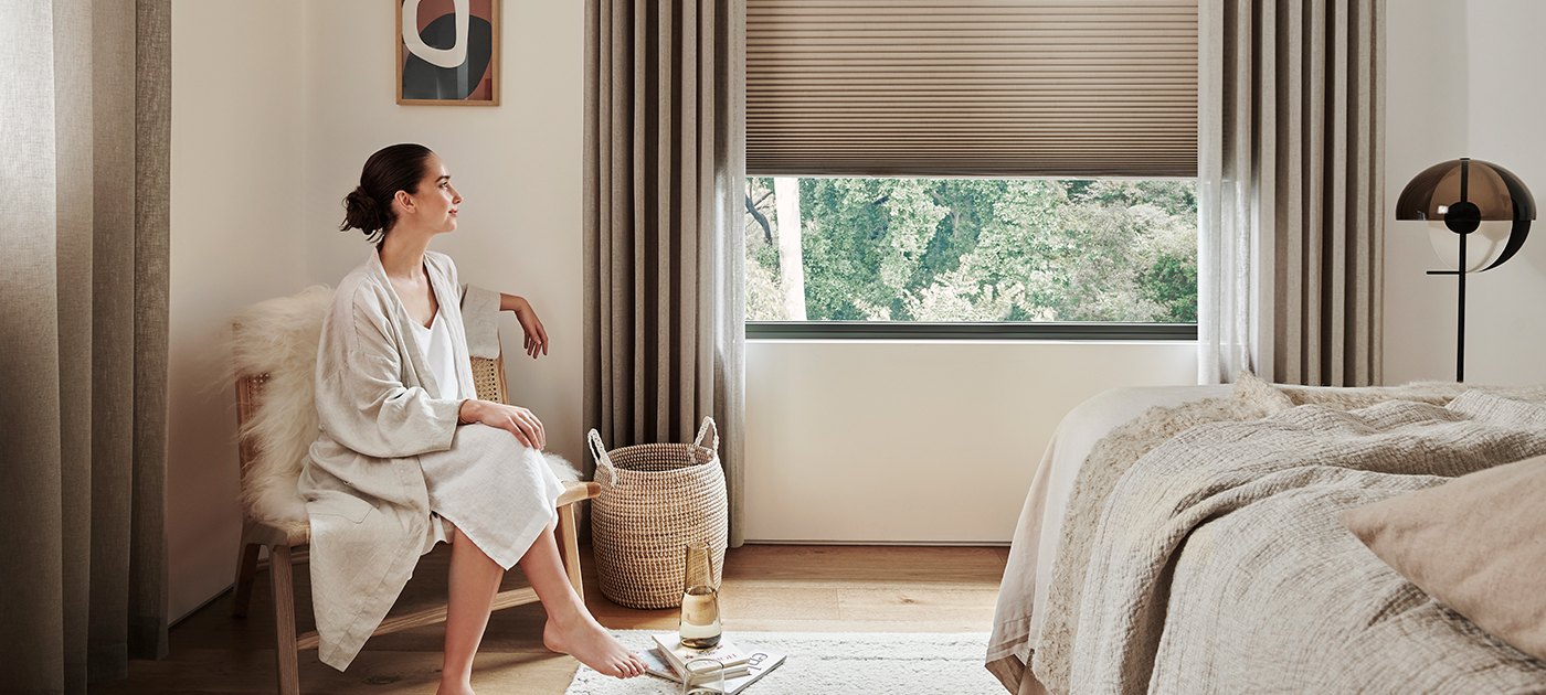 Luxaflex - Products - Softshades - Duette Shadings - Header image