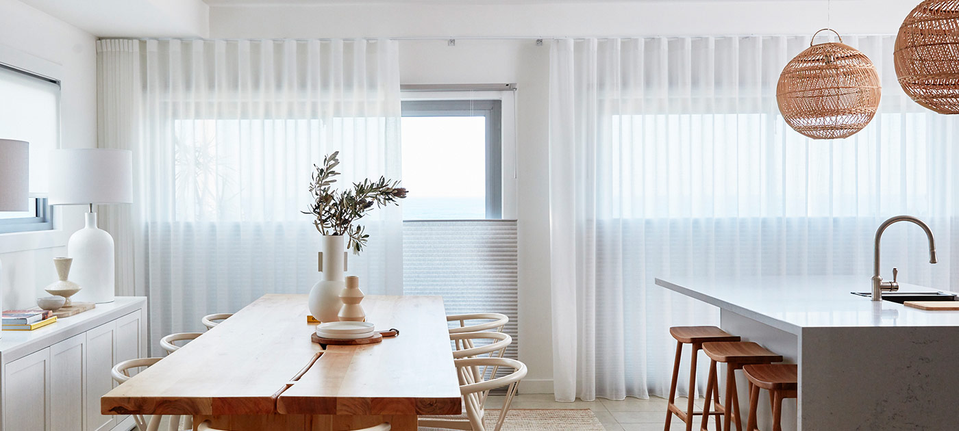 Luxaflex Soft Collection - Luxaflex Curtains - Main Feature Image image